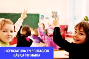 Licenciatura en Educación Básica Primaria