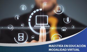 Maestría en educación - Modalidad Virtual