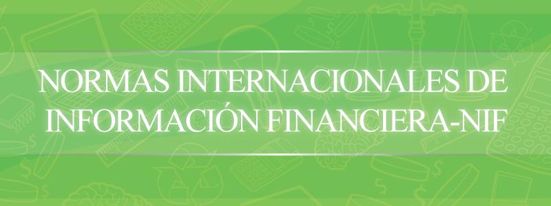 NormasInternacionalesIinformacinFinanciera Nif
