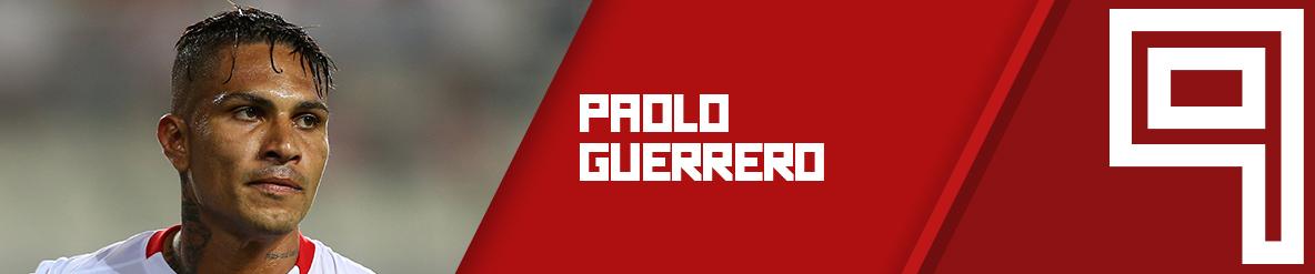 Paolo Guerrero - Selección Peruana