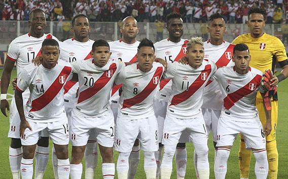 """""""Selección Peruana"""
