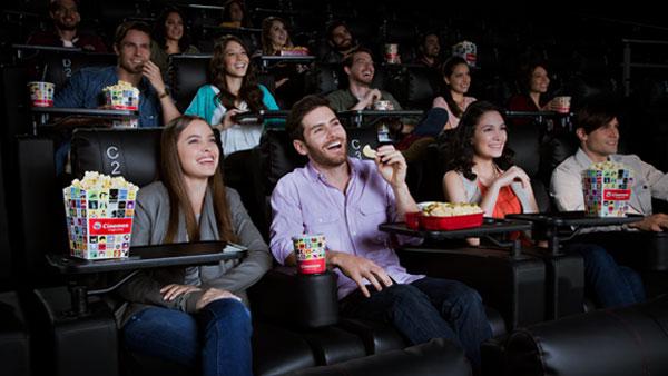 Resultado de imagen para salas de cinemex