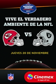 -NFL14- Kansas City Chiefs Vs Oakland Raiders