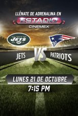 -NFL19- New York Jets vs New England Patriots