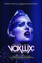 Poster de:1 Vox Lux: El Precio de la Fama