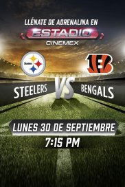 -NFL19- Pittsburgh Steelers vs Cincinnati Bengals