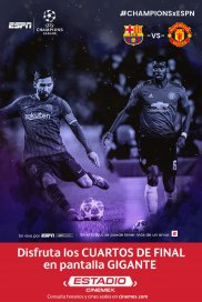 -UEFA19- Barcelona vs. Manchester United