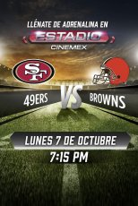 -NFL19- San Francisco 49ers vs Cleveland Browns