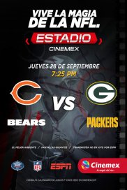-NFL17- CHI vs GB