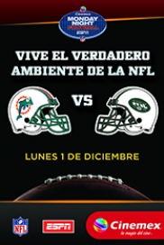 -NFL14- Miami Dolphins Vs New York Jets
