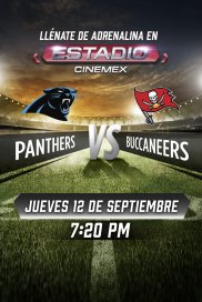 -NFL19- Carolina Panthers vs Tampa Bay Buccaneers