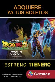 Poster de: Dragon Ball Super: Broly