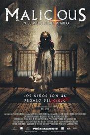 Poster de:1 Malicious: En el Vientre del Diablo