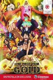 One Piece Gold La Pelicula En Cartelera Cinemex