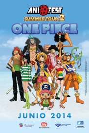 Anifest - One Piece: Baron Omatsuri and The Island of Secrets