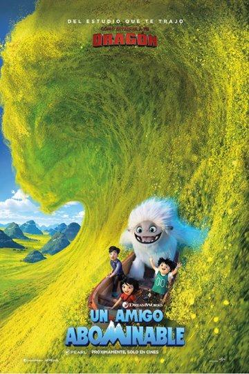 Un Amigo Abominable En Cartelera Cinemex