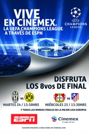 -UEFA15- Leverkusen Vs A. Madrid