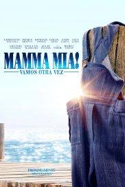 Poster de:1 Mamma Mia! Vamos Otra Vez