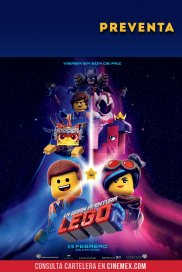 Poster de:1 La Gran Aventura LEGO 2