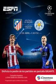 -uefa17- Atletico De Madrid Vs Leicester City