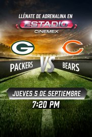 -NFL19- Green Bay Packers vs Chicago Bears