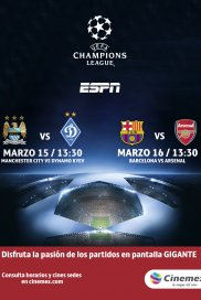 -UEFA16- BARCELONA VS ARSENAL
