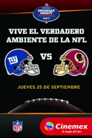 NY Giants Vs. Washington