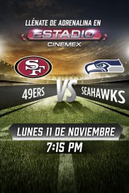 -NFL19- San Francisco 49ers vs Seattle Seahawks