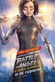 Poster de: Battle Angel: La Última Guerrera