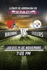 -NFL19- Cleveland Browns vs Pittsburgh Steelers