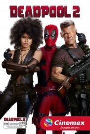 Poster de:2 Deadpool 2