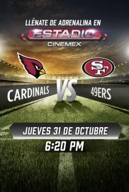 -NFL19- Arizona Cardinals vs San Francisco 49ers