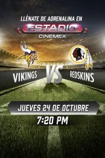 -NFL19- Minnesota Vikings vs Washington Redskins