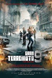 Poster de:1 Gran Terremoto 9 Grados