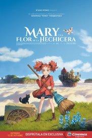 Poster de:2 Mary Y La Flor De La Hechicera