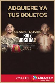 -BOX- Ruiz Jr. vs Joshua 2