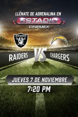 -NFL19- Oakland Raiders vs Los Angeles Chargers