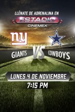 -NFL19- New York Giants vs Dallas Cowboys