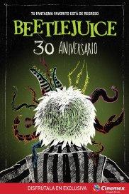 Poster de:2 Beetlejuice 30 Aniversario