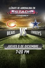 -NFL19- Chicago Bears vs Dallas Cowboys