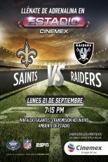 -NFL20- New Orleans Saints vs Las Vegas Raiders