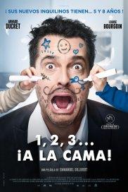 Poster de:2 1, 2, 3... ¡A La Cama!