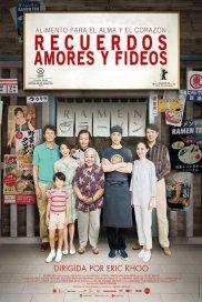 Poster de: Recuerdos, Amores y Fideos