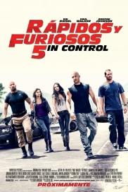 Imagen Rapidos y Furiosos 5 Sin Control (fast and furious)