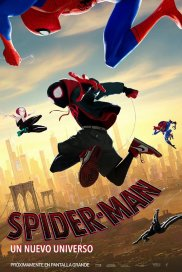 Poster de: Spider-Man: Un Nuevo Universo