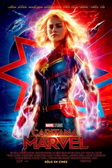 Capitana Marvel En Cartelera Cinemex