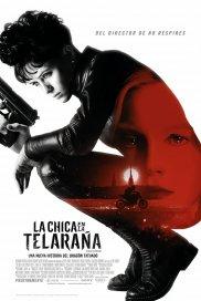 Poster de:1 La Chica En La Telaraña