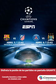 UEFA16- Paris Saint Germain Vs Manchester City