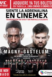 UFC- Fight Night Brown Vs Gastelum