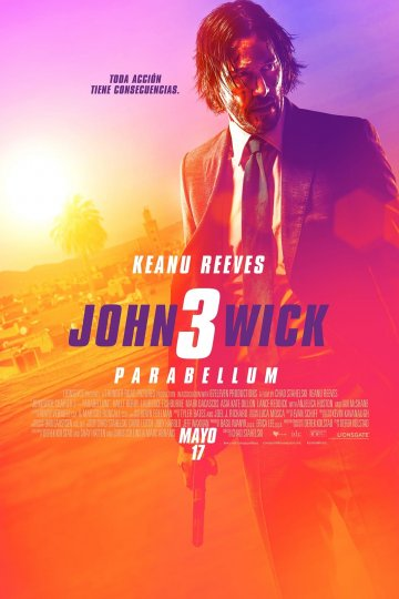 John Wick 3 Parabellum En Cartelera Cinemex